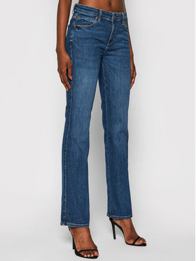 Guess Guess Jeans Curvy W1YA15 D4GV2 Blu Sexy Straight Fit