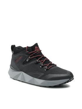 Columbia Columbia Παπούτσια πεζοπορίας Facet 30 Outdry 1945591010 Μαύρο