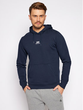 Helly Hansen Helly Hansen Pulóver Young Urban 2.0 53582 Sötétkék Regular Fit