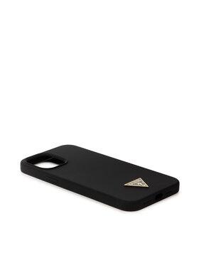 Guess Guess Étui téléphone portable GUHCP1 2LLST Noir
