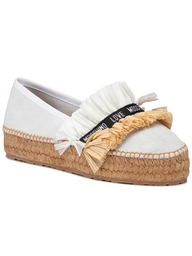 LOVE MOSCHINO LOVE MOSCHINO Espadrillas JA10403G0CJG0100 Bianco