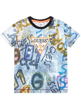 Guess Guess T-Shirt N1RI04 K8HM0 Barevná Regular Fit