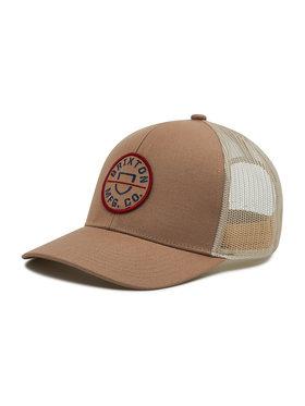Brixton Brixton Șapcă Crest X Mp Mesh Cap 10921 Bej