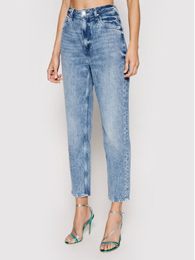 Guess Guess Дънки W1GA21 D4CN1 Син Relaxed Fit