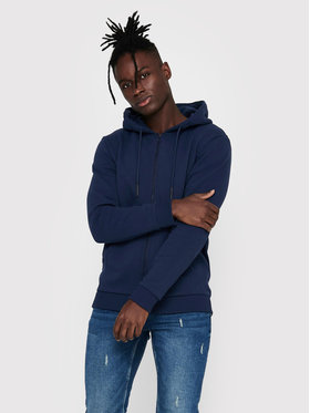 Only & Sons ONLY & SONS Bluză Ceres Life 22018684 Bleumarin Regular Fit