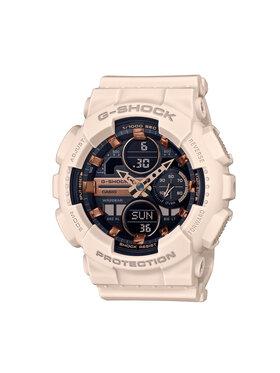 G-Shock G-Shock Часовник GMA-S140M-4AER Розов
