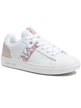 Napapijri Napapijri Sneakersy Willow NP0A4FKT02U1 Biały