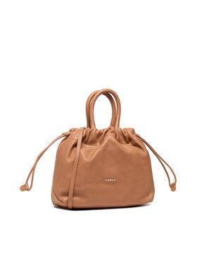 Furla Furla Дамска чанта Essential WB00304-HSF000-MI000-1-007-20-RO-B Кафяв