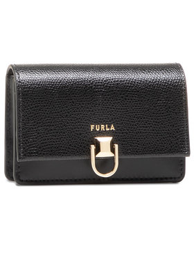 Furla Furla Malá dámska peňaženka Miss Mimi WP00054-A.0295-O6000-1-007-20-CN-P Čierna