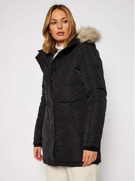 Calvin Klein Jeans Calvin Klein Jeans Zimná bunda J20J215002 Čierna Regular Fit