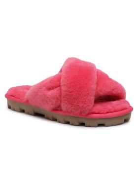 Ugg Ugg Παντόφλες Σπιτιού W Fuzzette 1107955 Ροζ