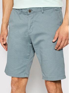 Jack&Jones Jack&Jones Pantalon scurți din material Bowie 12165604 Albastru Regular Fit