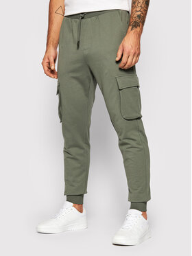 Only & Sons Only & Sons Долнище анцуг Kian 22019485 Зелен Regular Fit