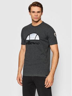 Ellesse Ellesse T-Shirt Vetos SHK12438 Szary Regular Fit