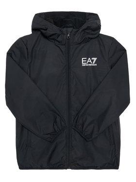 EA7 Emporio Armani EA7 Emporio Armani Übergangsjacke 6HBB01 BN27Z 1200 Schwarz Regular Fit
