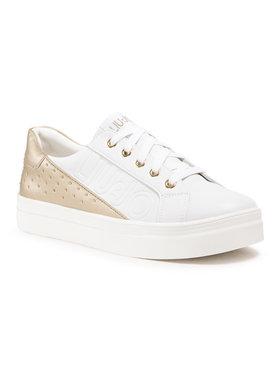 Liu Jo Liu Jo Sneakersy Alicia 31 4A1707 EX014 D Bílá