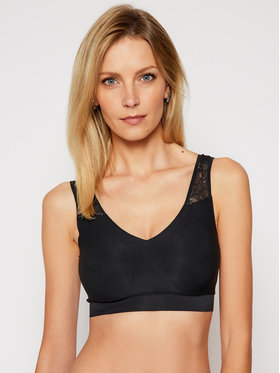 Chantelle Chantelle Reggiseno top Soft Stretch C11G10 Nero