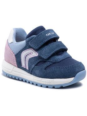 Geox Geox Sneakersy B Alben G. A B023ZA 02214 C4504 M Granatowy