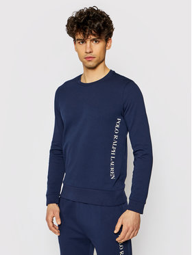 Polo Ralph Lauren Polo Ralph Lauren Sweatshirt Loop Back 714830291002 Bleu marine Regular Fit