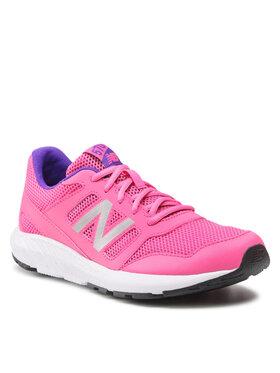 New Balance New Balance Sneakersy YK570CRB Różowy
