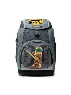 LEGO LEGO Zaino Nielsen School Bag 20193-2102 Grigio