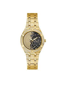Guess Guess Ρολόι Afterglow GW0312L2 Χρυσό
