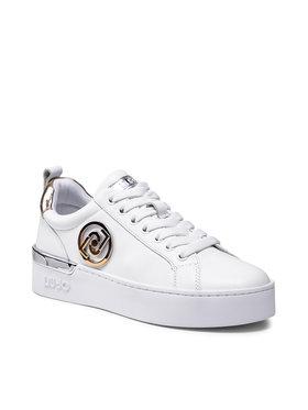 Liu Jo Liu Jo Sneakers Silvia 23 BF1077 P0102 Bianco