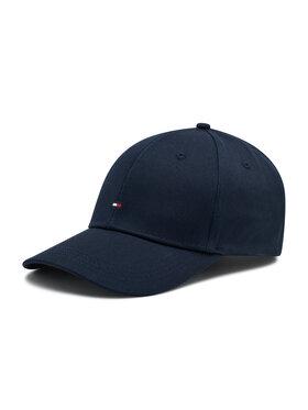 Tommy Hilfiger Tommy Hilfiger Καπέλο Jockey Bb Cap AW0AW09807 Σκούρο μπλε