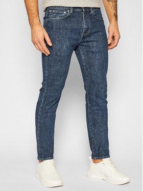 Edwin Edwin Slim Fit Jeans Yuuki I027222 01YN Dunkelblau Slim Fit