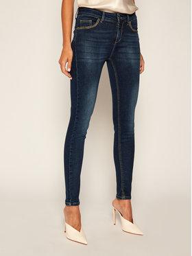 Liu Jo Liu Jo Slim Fit Jeans UF0003 D4509 Dunkelblau Slim Fit