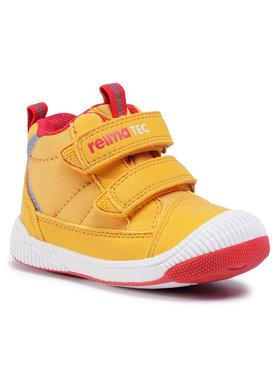 Reima Reima Kotníková obuv Passo 569408 Žlutá