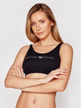Emporio Armani Underwear Emporio Armani Underwear Podprsenkový top 164403 1P227 00020 Čierna
