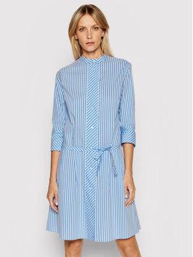 Joop! Joop! Sukienka koszulowa 58 Jd621 Davini 30026449 Niebieski Regular Fit