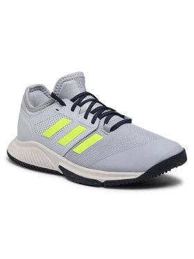 adidas adidas Topánky Court Team Bounce M FZ2614 Sivá