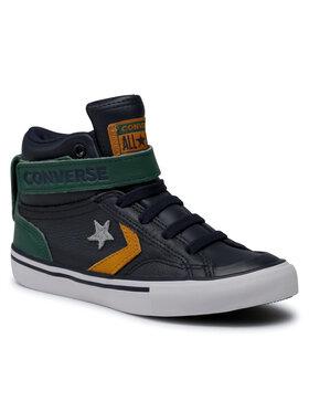 Converse Converse Sneakersy Pro Blaze Strap Hi 668422C Granatowy