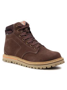 CMP CMP Trapery Dorado Lifestyle Shoe Wp 39Q4937 Brązowy