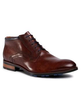 Lloyd Lloyd Šnurovacia obuv 20-560-12 Hnedá