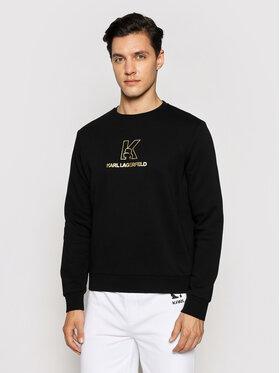 KARL LAGERFELD KARL LAGERFELD Bluză 705033 511900 Negru Regular Fit