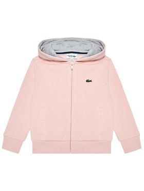 Lacoste Lacoste Μπλούζα SJ2903 Ροζ Regular Fit