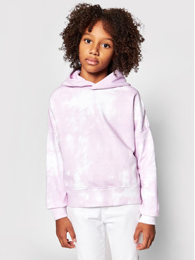 Calvin Klein Jeans Calvin Klein Jeans Pulóver Cloud IG0IG00747 Rózsaszín Relaxed Fit