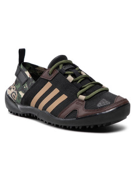 adidas adidas Обувки Terrex Daroga Two 13 H.Rdy FZ0040 Черен