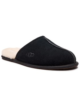 Ugg Ugg Chaussons M Scuff 1101111 Noir