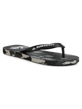 Quiksilver Quiksilver Flip-flops AQYL100958 Fekete