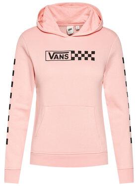 Vans Vans Bluza Gr Fun Day VN0A5I77 Różowy Regular Fit
