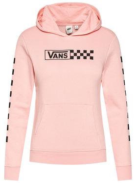 Vans Vans Felpa Gr Fun Day VN0A5I77 Rosa Regular Fit
