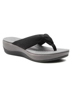 Clarks Clarks Flip-flops Arla Glison 261342524 Fekete