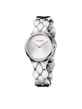 Calvin Klein Calvin Klein Uhr Lady K6E23146 Silberfarben