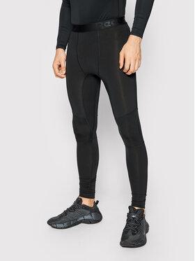 Reebok Reebok Leggings Workout Ready Compression FP9107 Noir Extra Slim Fit