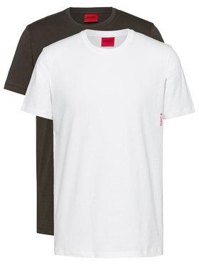Hugo Hugo 2 póló készlet Twin Pack 50408203 Színes Regular Fit