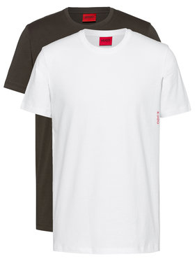 Hugo Hugo Lot de 2 t-shirts Twin Pack 50408203 Multicolore Regular Fit